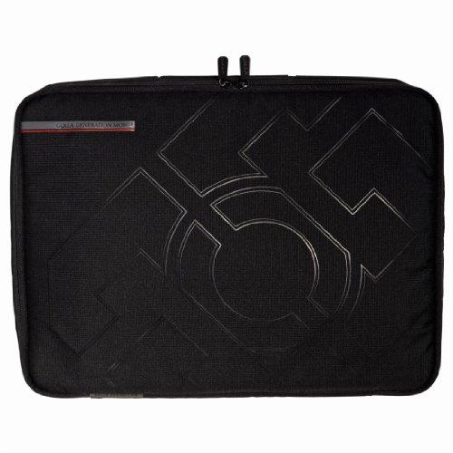 Golla G896 Metro Notebooktasche für Apple MacBook bis 39 cm (15,4 Zoll) schwarz (Metro Laptop-tasche)