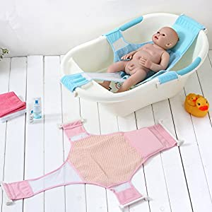 accesorios para bebe: StillCool Recién Nacido Asiento baño del bebé Accesorios de baño de Soporte del ...