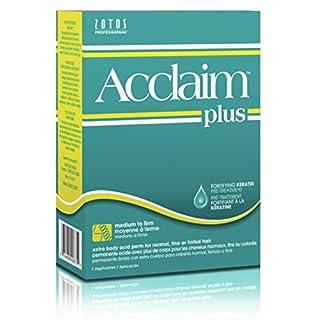 Acclaim Acid Extra Body Plus Hair Perm Kit - Extra Body Green Kit