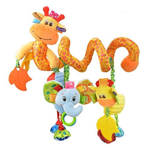 hosim Bambino Bambino Toddler Wrap Around Crib Rail & Giocattolo Passeggino, Passeggino Giocattolo, Bed impiccagione Toy, Giocattolo di Seduta di auto