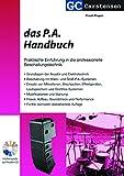 Das P.A. Handbuch - Frank Pieper
