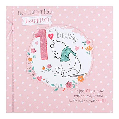 Hallmark, Biglietto per auguri di compleanno per figlia, primo