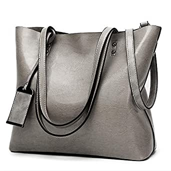 ... ALARION ALARION Women Top Handle Satchel Handbags Shoulder Bag  Messenger Tote Bag beb8b3f935
