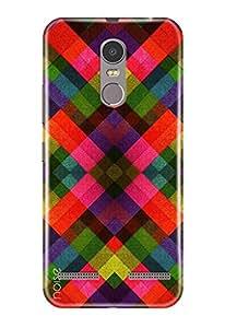 Noise Designer Printed Case / Cover for Lenovo K6 Power / Patterns & Ethnic / Crazy Multicolor - (GD-1576)