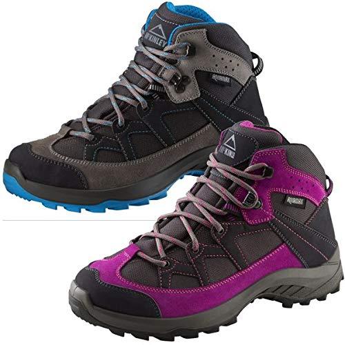 Mckinley Multi-Schuh Discover Mid Aqx W - anthrazit/purple, Größe:39 - Purple Multi Schuhe
