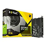 Zotac GeForce GTX 1050 Mini GeForce GTX 1050 2Go GDDR5 - Cartes Graphiques (NVIDIA, GeForce GTX 1050, 7680 x 4320 Pixels, GDDR5, PCI Express 3.0, 2.0b)