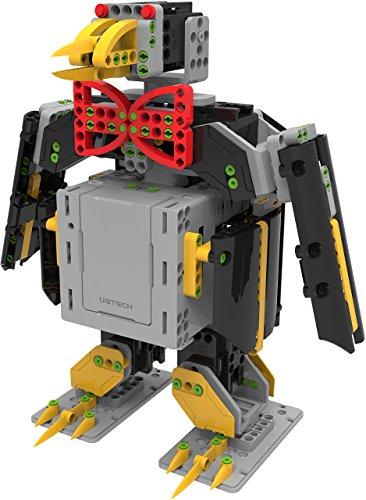 UBTech Jimu Robot Explorer Kit - Programmierbares Roboter-Baukastensystem für Kinder ab 8 Jahren
