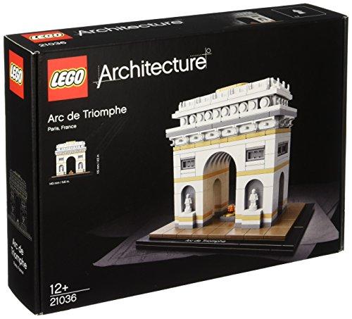 Lego Architecture - Arco di Trionfo, 21036