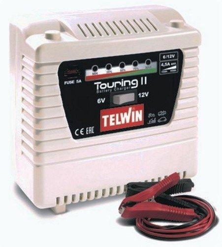 TELWIN Caricabatterie Touring 11 6-12 V Utens