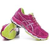 De la Mujer Luz acolchado Gel Nimbus 16Trail carretera competición deportiva de Running Zapatos Calzado Zapatillas en Rosa Negro, mujer, rosa (b), EUR38