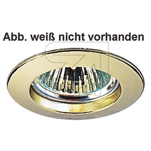 EVN Lichttechnik NV EB-Leuchte 514 001 ws 50W 12V IP20 Downlight/Strahler/Flutlicht 4037293514019