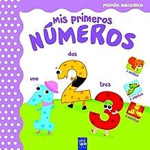 Mis primeros números (Pequeña Biblioteca)
