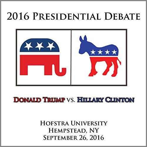 Presidential Debate 2016 #1 - Hofstra University - 9/26/2016 -
