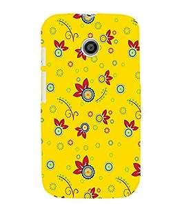 PrintVisa Designer Back Case Cover for Motorola Moto E :: Motorola Moto E XT1021 :: Motorola Moto E Dual SIM :: Motorola Moto E Dual SIM XT1022 :: Motorola Moto E Dual TV XT1025 (bunch flowers herbs wild mouse)