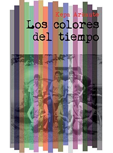 Los colores del tiempo: Del plomizo al plúmbeo por Kepa Arkaute