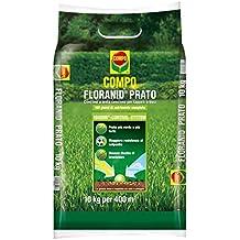 Compo Floranid 1335002005Césped abono, granuladas, 1.5kg, verde, 6.4x 14.2x 26cm
