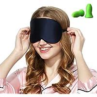 Schlafmaske Frauen Herren GoldLiiver Schlafbrille Damen Schlafmaske seide schwarz augenmaske schlafen nachtmaske... preisvergleich bei billige-tabletten.eu