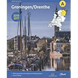 ANWB Wasseratlas A Groningen / Drenthe 1 : 50 000: Met Eems-Dollardgebied. Met brugnummers die verwijzen naar Wateralmanak 2 (ANWB wateratlas (A))