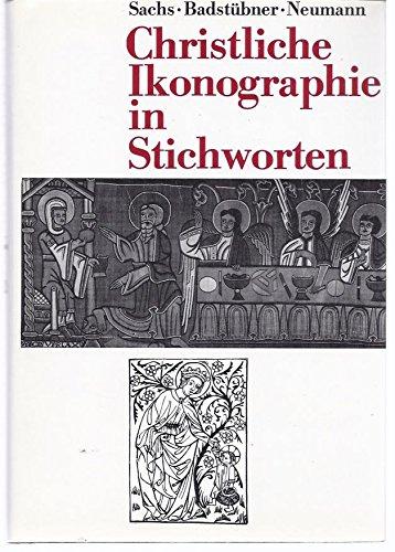 Christliche Ikonographie in Stichworten