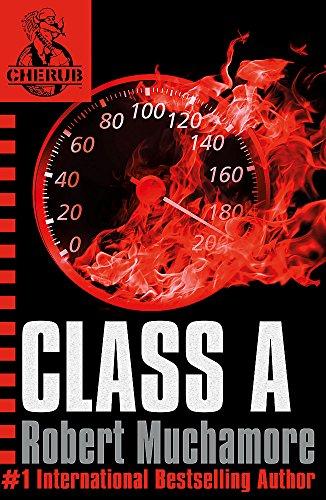 Class A: Book 2 (CHERUB, Band 2) (3 Band Ds Rock)