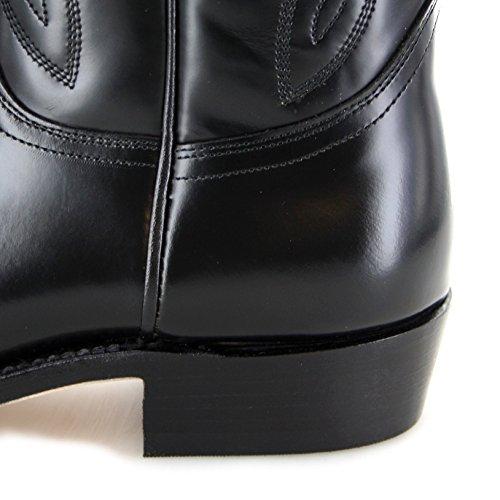 Mayura Boots Stiefel 1941 Westernstiefel Cowboystiefel (in verschiedenen Farben) Schwarz
