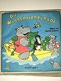 Die Wassertierparade: Badewannenbuch