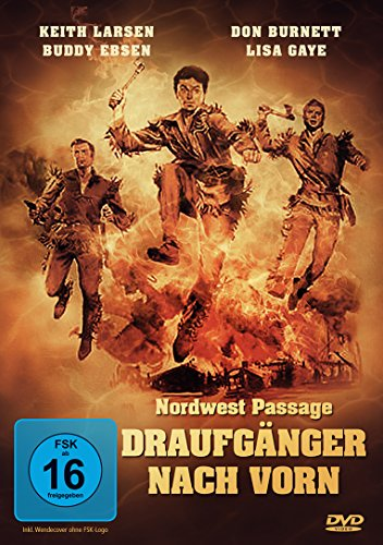 Nordwest Passage: Draufgänger nach vorn (Frontier Rangers) (1959)