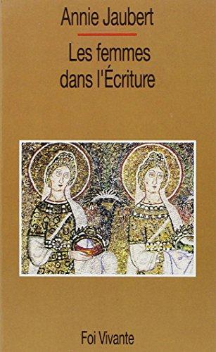 Les femmes dans l'Ecriture
