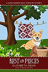 Rest in Pieces (A Southern Quilting Mystery Book 9)