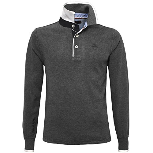 Polo - Orbert - Md grey mel - S