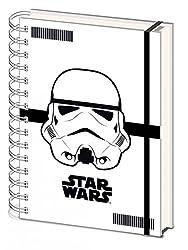 empireposter Star Wars - Stormtrooper - Offizielles Lizenz-Notizbuch im handlichen A5 Format - Größe 15x21 cm