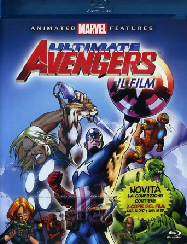 Ultimate avengers - Il film (+DVD)