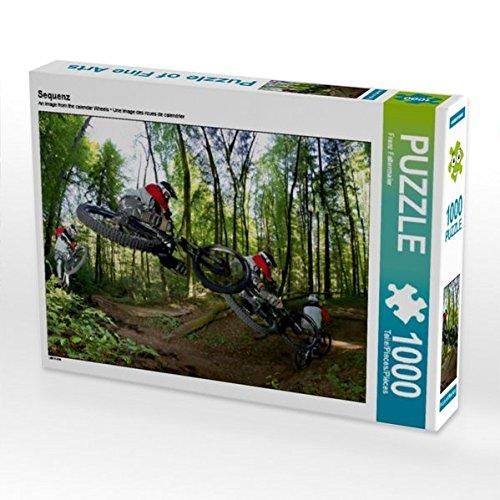 Sequenz 1000 Teile Puzzle quer (CALVENDO Sport) Preisvergleich