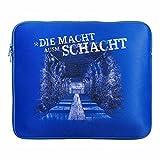 Gelsenkirchen FC Schalke 04 Laptop Tasche S04 - Plus Gratis Lesezeichen I Love
