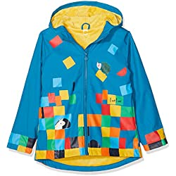 Tuc Tuc Prenda Folk Abrigo Azul One Size 1 Año Para Niños