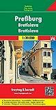 Plan de ville : Bratislava