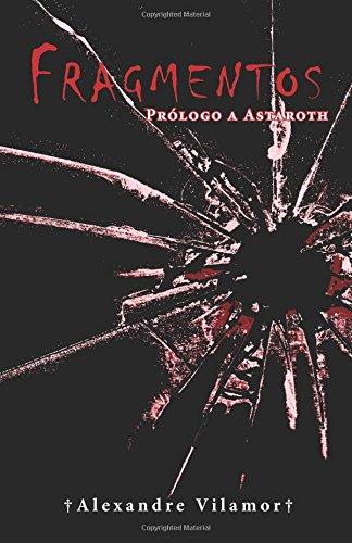 Portada del libro Fragmentos: Prólogo a Astaroth