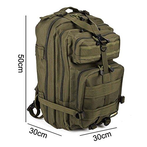 75ce9c1b69 Eyourlife-Sport Outdoor Zaino Militare RFID Zaino Trekking Zaino da ...