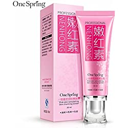 30ml Skin Care Body Whitening Cream Women Vaginal Lips Private Part Pink Underarm Intimate Whitening Dark Nipple Bleaching Cream