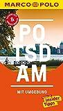 MARCO POLO Reiseführer Potsdam mit Umgebung: Reisen mit Insider-Tipps. Inklusive kostenloser Touren-App & Update-Service