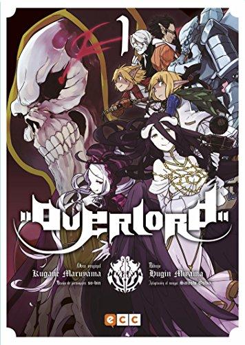 Overlord núm. 01 por Kugane Maruyama