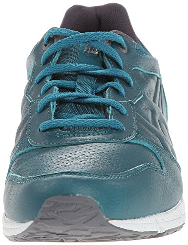 Onitsuka Tiger by Asics Shaw Runner Cuir Baskets Shaded Spruce-Shaded spruce