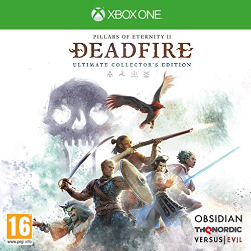 THQ Pillars of Eternity II: Deadfire - Ultimate Collector's Edition - Xbox One