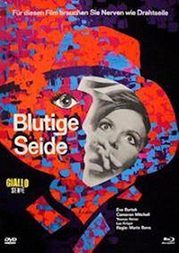 Blutige Seide - Mediabook 111er Limited Edition Blu-Ray + DVD (Edition-seide Limited)