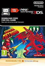 Super Metroid SNES [3DS Download Code]