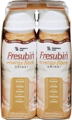 Fresubin energy fibre DRINK Karamel (4 x 200 ml)
