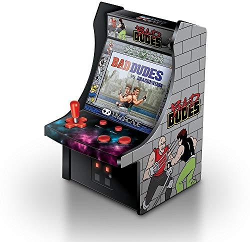 6 Zoll Collectible Retro Bad Dudes Micro Player -