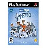 EYETOY PLAY HERO+EPEE+CAMERA PS2