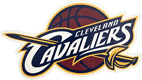 Applied Icon, NBA Cleveland Cavaliers Large Outdoor Primary Decal - Cleveland Cavaliers-decal