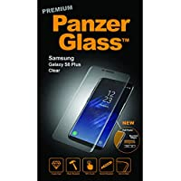 PanzerGlass 7110 Transparente Galaxy S8 Plus 1pieza(s) - Protector de pantalla (Clear screen protector, Teléfono móvil/smartphone, Samsung, Galaxy S8 Plus, Transparente, 1 pieza(s))